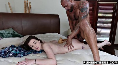 Deep, Shaved, Pink pussy