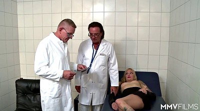 Doctor, German bbw, Old doctor