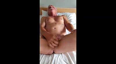 Phone, Hotel, Gay daddy, Masturbate