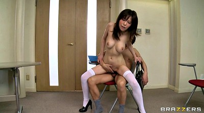 High heels stockings, Japanese hairy