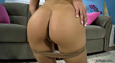 August, Pantyhose tease, August ames