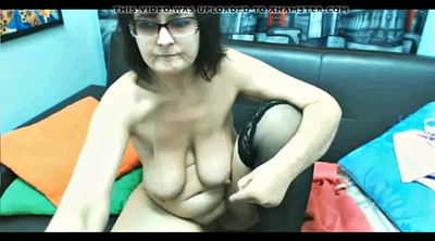 Saggy tits, Saggy, Granny webcam