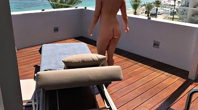 Masturbation, Xxx, Mature outdoor