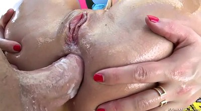 Enema, Close up