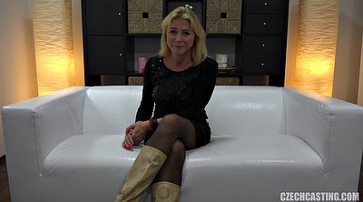 Mature casting, Interview, Casting mature
