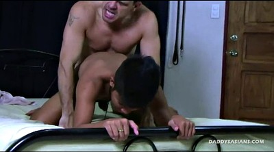 Young, Cute boy, Interracial gay, Asian daddies, Big feet, Big cock