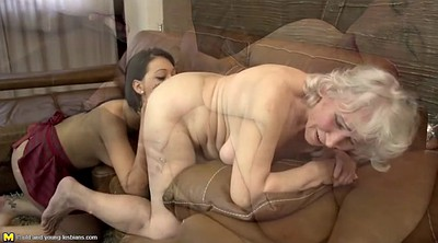 Young, Young girl, Lesbian mature