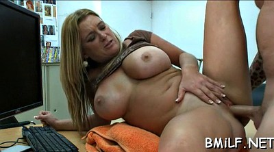 Hot mom, Mom blowjob