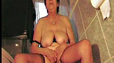 Mature tits, Dirty talking, Talk, Hairy mother