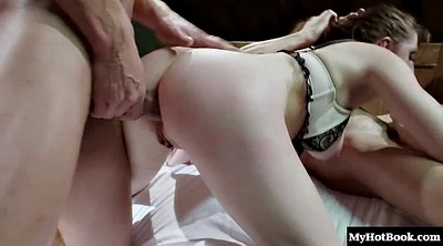 Anal sex, Samantha, Anal gangbang, On her knees, Office double, Office sex