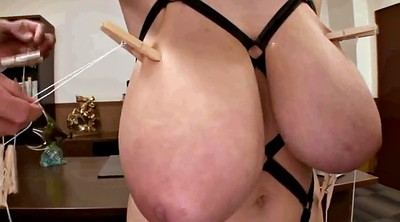 Torture, Hitomi, Tit torture, Asian bdsm