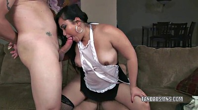 Swinger, Housewife, Chubby asian