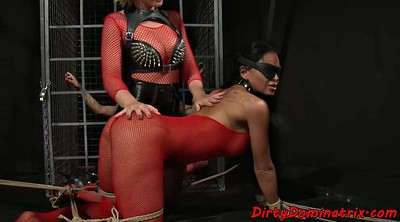 Blindfolded, Slave, Torment