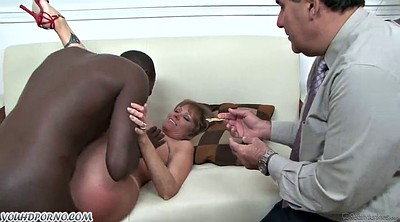 Watching, Interracial mature