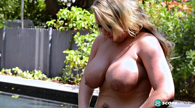 Cougar, Chubby solo, Busty chubby