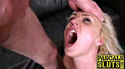 Mature blonde gets fucked