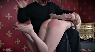 Blindfolded, Spanks