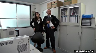 Spanking, Japanese office