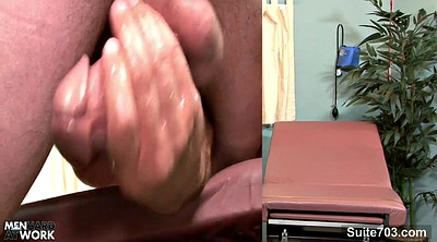 Doctor, Office masturbation, Gay doctor