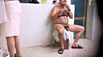 Dad, Shower hairy