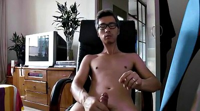 Asia, Asian gay, Masturbate, Amateur home
