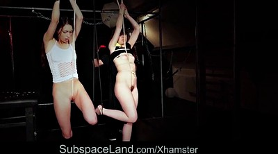 Slave, Hogtied, Teen bondage, Submission, Teen slave, Teen cumshot