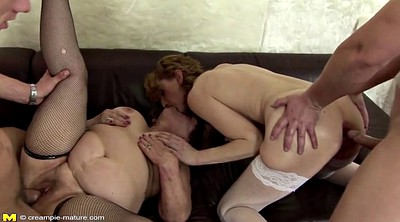 Granny anal, Mom anal, Old mom