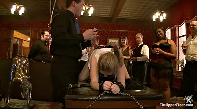 Submissive, Bdsm orgy