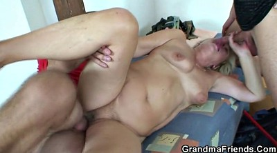 Granny threesome, Old and young, Mature orgy, Mature and boy, Granny orgy, Granny boy