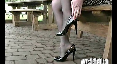 Walk, Shoe, High-heel shoe
