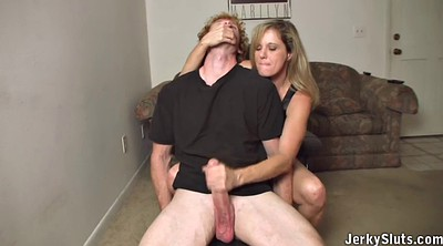 Mom son, Old mom, Mom handjob