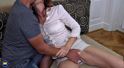 Hairy, Passion sex, Granny facial