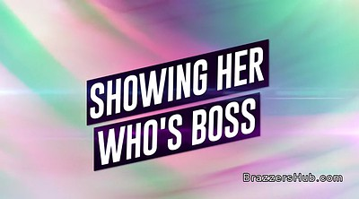 Boss, Lesbian boss, Eat ass, Eating ass, Secretary lesbian