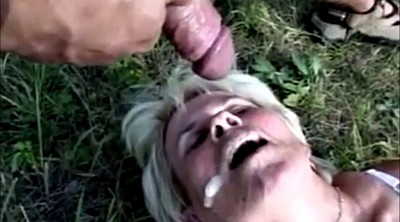 Mature anal, Outdoor anal