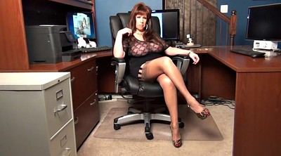 Office milf, Office boss