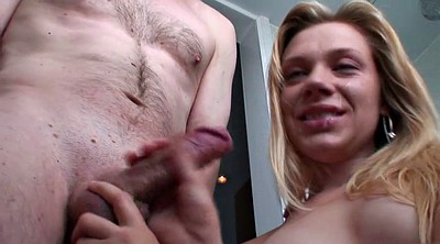 Granny, Teen couple, Granny casting, Young couple, Young casting