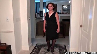 Mature nylon, Blacked milf