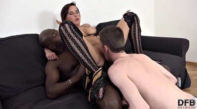 Deep, Interracial cuckold