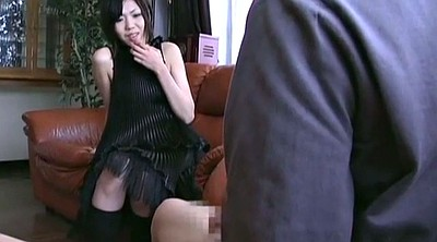 Japanese milf, Japanese black, Subtitles, Japanese femdom, Blacked japanese