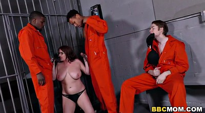Mom, Mom bbc, Jail, Mom suck, Black mom