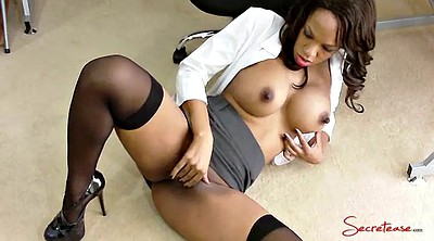 Secretary, Nipples, Black nipples