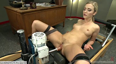 Machine, Tights, Young solo, Machine sex
