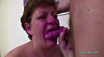 Step mom, Caught, Old mom, Mom boy, Mature anal, Young boy
