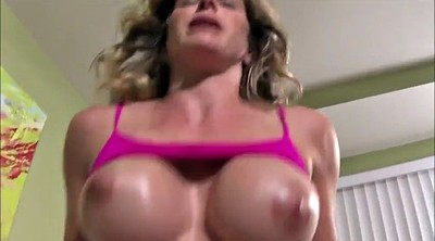 Moms, Mom pov, Cory chase, Cory, Mom big tits, Mom do