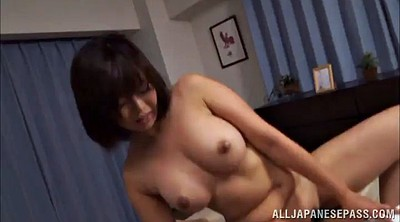 Hairy, Japanese big tits, Japanese milf, Chubby asian