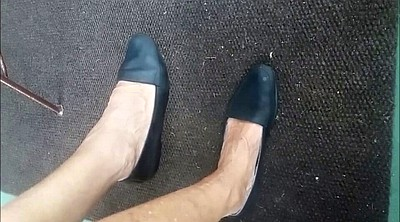 Shoes, Mature feet