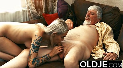 Granny, Old granny, Old and old, Pussy fuck, Old and young
