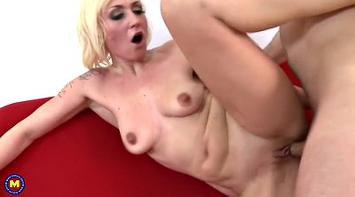 Young, Son fuck mom, Big tits mom