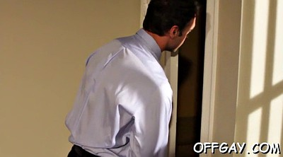 Gay office, Office gay, Man anal