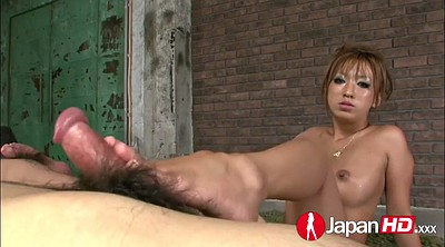Japanese swallow, Japanese two cock, Japanese feet, Two japanese